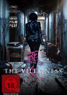 The Villainess, DVD
