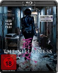 The Villainess (Blu-ray), Blu-ray Disc