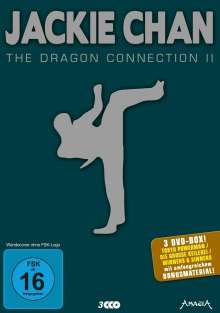 Jackie Chan: The Dragon Connection 2, 3 DVDs