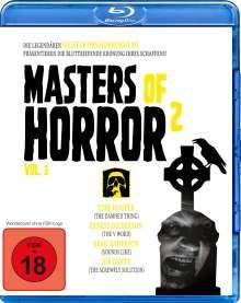Masters of Horror 2 Vol. 3 (Blu-ray), Blu-ray Disc