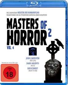 Masters of Horror 2 Vol. 4 (Blu-ray), Blu-ray Disc