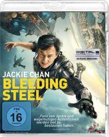 Bleeding Steel (Blu-ray), Blu-ray Disc