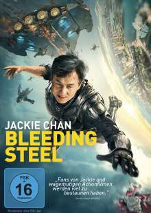 Bleeding Steel, DVD
