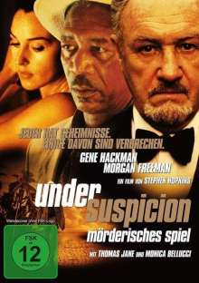 Under Suspicion, DVD