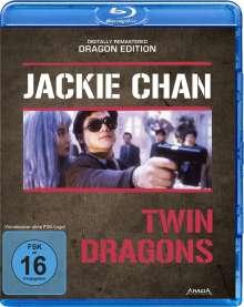 Twin Dragons (Blu-ray), Blu-ray Disc