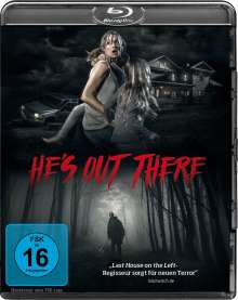He's out there (Blu-ray), Blu-ray Disc