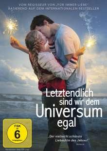 Letztendlich sind wir dem Universum egal, DVD