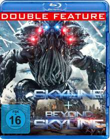Skyline / Beyond Skyline (Blu-ray), 2 Blu-ray Discs