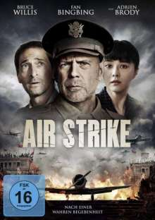 Air Strike, DVD