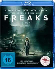 Freaks (2019) (Blu-ray), Blu-ray Disc