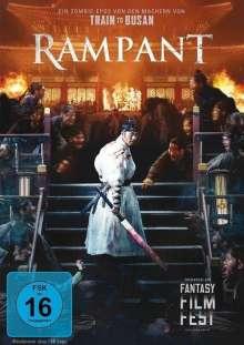 Rampant, DVD