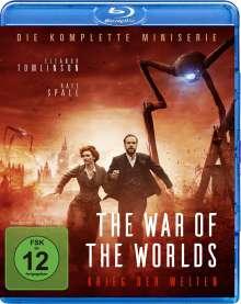 The War of the Worlds - Krieg der Welten (TV-Serie) (Blu-ray), Blu-ray Disc