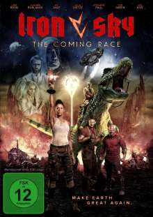 Iron Sky - The Coming Race, DVD