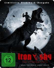Iron Sky - The Coming Race (Blu-ray im Steelbook), Blu-ray Disc