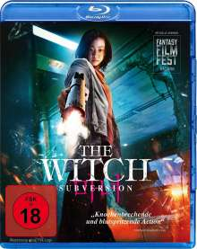 The Witch: Subversion (Blu-ray), Blu-ray Disc