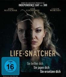 Life-Snatcher (Blu-ray), Blu-ray Disc