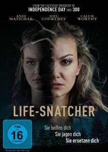 Life-Snatcher, DVD