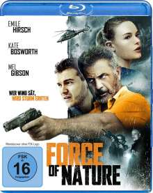 Force of Nature (Blu-ray), Blu-ray Disc