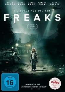 Freaks (2019), DVD