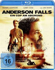 Anderson Falls (Blu-ray), Blu-ray Disc