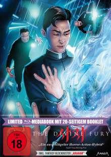 The Divine Fury (Blu-ray im Mediabook), 2 Blu-ray Discs