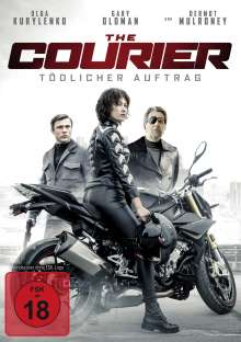 The Courier (2019), DVD