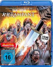 Rampant (inkl. Prisoners of War) (Blu-ray), 2 Blu-ray Discs
