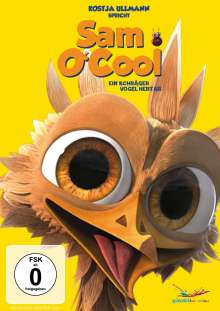 Sam O'Cool - Ein schräger Vogel hebt ab!, DVD