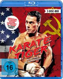 Karate Tiger (Blu-ray), 2 Blu-ray Discs