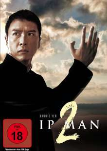 Ip Man 2, DVD