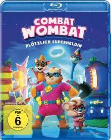 Combat Wombat - Plötzlich Superheldin (Blu-ray), Blu-ray Disc