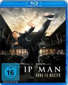 Ip Man: Kung Fu Master (Blu-ray), Blu-ray Disc