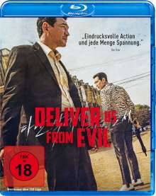 Deliver Us From Evil (2020) (Blu-ray), Blu-ray Disc