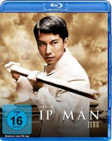 Ip Man: Zero (Blu-ray), Blu-ray Disc