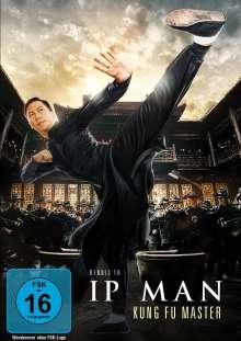 Ip Man: Kung Fu Master, DVD