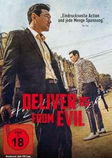 Deliver Us From Evil (2020), DVD