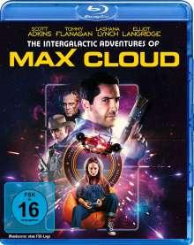 The intergalactic Adventure of Max Cloud (Blu-ray), Blu-ray Disc