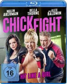 Chick Fight (Blu-ray), Blu-ray Disc