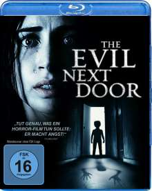 The Evil Next Door (Blu-ray), Blu-ray Disc