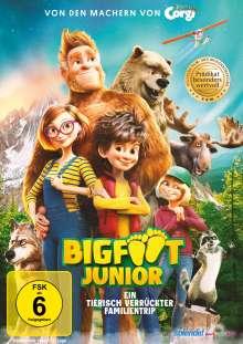 Bigfoot Junior - Ein tierisch verrückter Familientrip, DVD