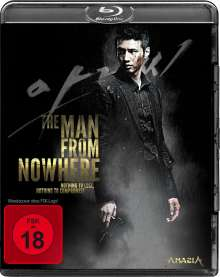 The Man From Nowhere (Blu-ray), Blu-ray Disc
