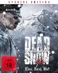 Dead Snow (Special Edition) (Blu-ray), Blu-ray Disc