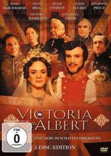 Victoria und Albert - Eine Liebe im Schatten der Macht, 2 DVDs