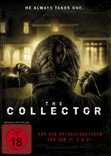 The Collector - He Always Takes One, DVD