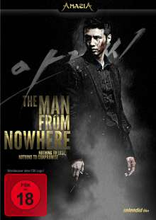 The Man from Nowhere, DVD