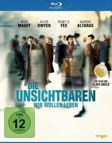Die Unsichtbaren (Blu-ray), Blu-ray Disc