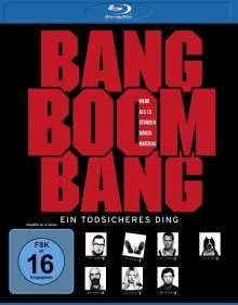 Bang Boom Bang - Ein todsicheres Ding (Blu-ray), Blu-ray Disc