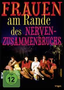 Frauen am Rande des Nervenzusammenbruchs, DVD
