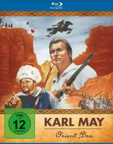 Karl May Orient Box (Blu-ray), 2 Blu-ray Discs