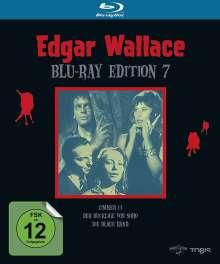 Edgar Wallace Edition 7 (Blu-ray), 3 Blu-ray Discs